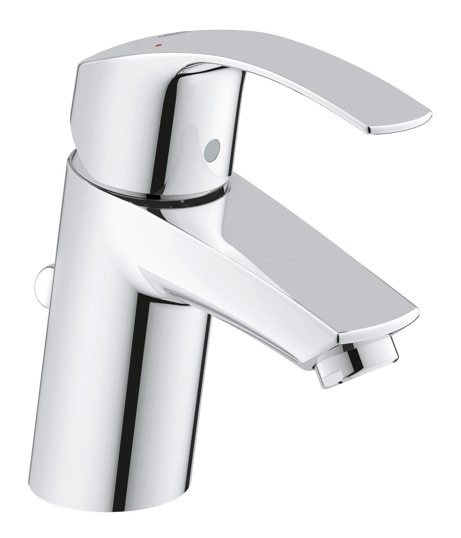 Eurosmart New Single-Handle Single-Hole Bathroom Faucet - 1.5 GPM ...