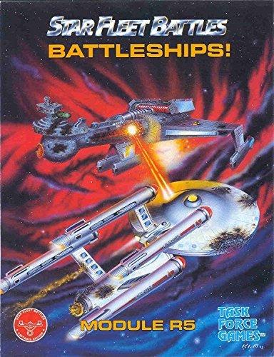 Starfleet Battles - ADB: R5 Module, Battleships!, for the Star Fleet Battles Games Series