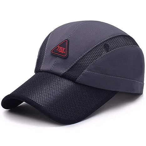 Gorra de béisbol Bonito Sombrero Unisex Verano de secado rápido ...