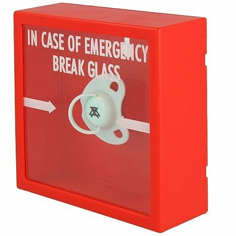 Chupete Caja Incluye Chupete para Grito emergencia - Alarma ...