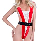Women'S Christmas Underwear Fashion Sexy Jumpsuit