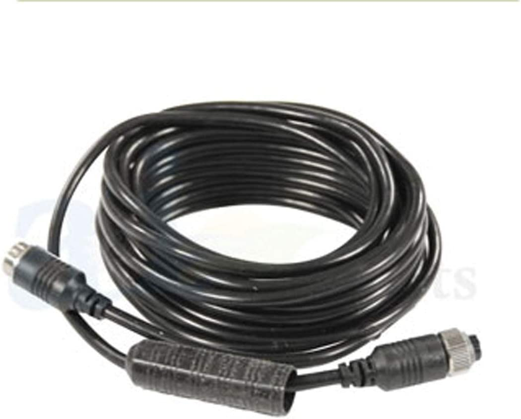 CabCAM 20 Weatherproof Power Video Cable for use with CabCAM Rear View Backup Camera System