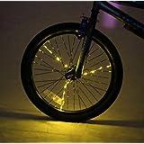 SDGM003, Ltd radios SDGM003LED Accesorio de radios de Bicicleta (para 1Rueda)