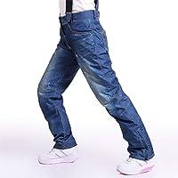 XIXIHY Pantalones de esquí para Hombres Pantalones