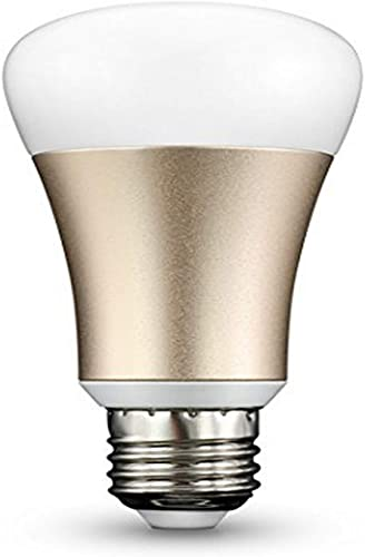 Connected Home XLB7-1003-WHT WiFi Dimmable LED Bulb, Cool White Bright White Warm White
