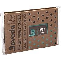 BOVEDA 72% RH (320 gramos) Paquete de control