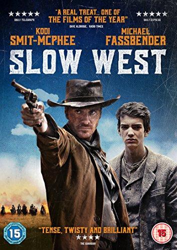 Amazoncom Slow West DVD Movies  TV