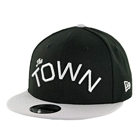 542b168b Image Unavailable. Image not available for. Color: New Era 950 Golden State  Warriors The Town Snapback Hat ...