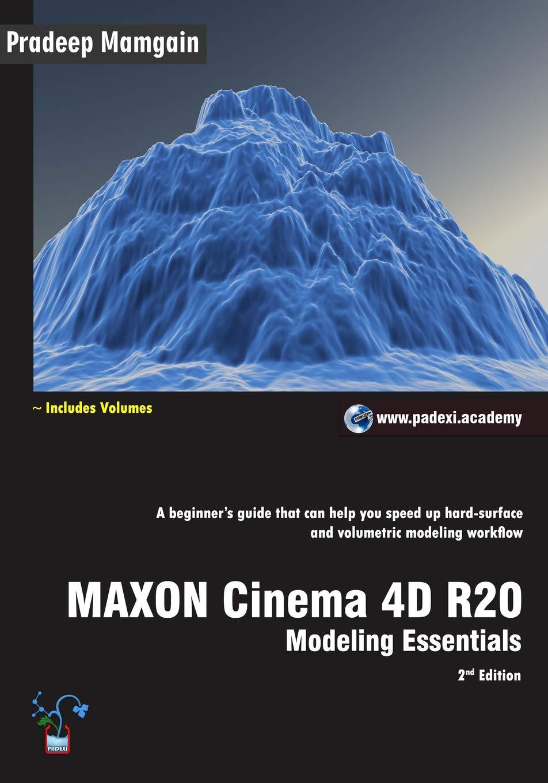 MAXON Cinema 4D R20: Modeling Essentials: Amazon co uk