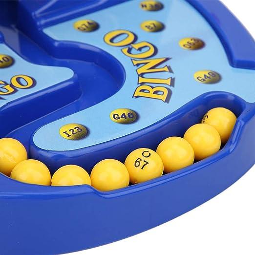 Tnfeeon Máquina de lotería, Juego de lotería con número de ...