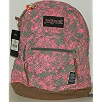 JanSport Right Pack Expressions Shady Gray Vintage Bloom TZR60AT