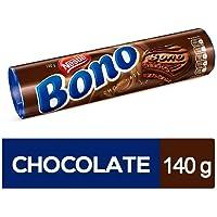 Biscoito Recheado Chocolate Bono 140g