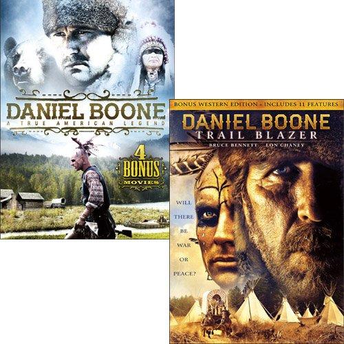 Daniel Boone Collection (Includes additional bonus films)