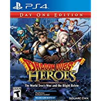 Dragon Quest Heroes for PlayStation 4 by Square Enix