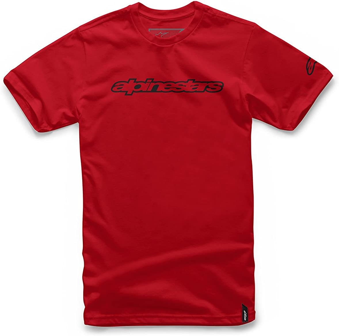 Alpinestars Herren T-shirt WORDMARK TEE