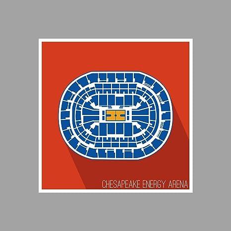 Amazoncom Oklahoma City Chesapeake Energy Arena