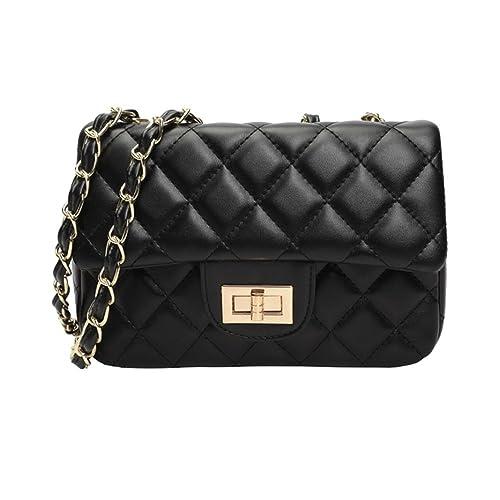 70d455ece SHELI Bolsos cruzados Mini del bolso de la cadena de Crossbody para el bolso  de la aleta de las mujeres: Amazon.es: Zapatos y complementos