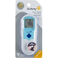 Safety 1st Quick Read Forehead Thermometer, Blue