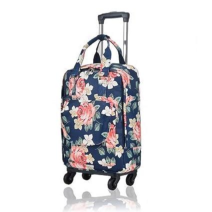 c5fcfb952520 Amazon.com: Minmin-lgx Multi-Function Travel Bag Light Shopping Cart ...