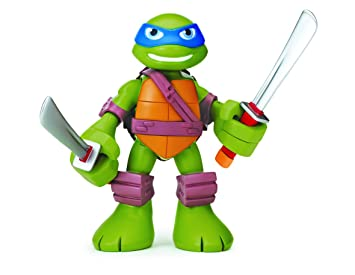 Amazon.com: Turtles Leo Half-Shell Heroes Talking Tech ...