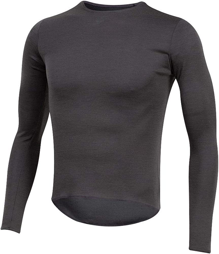 PEARL IZUMI Men's Merino Thermal Long Sleeve Cycling Base Layer