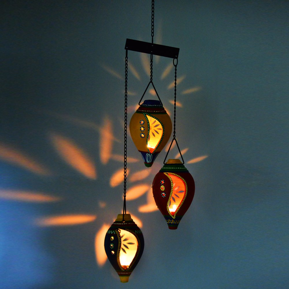 Home & Office - Exquisite Hanging  Tea Light