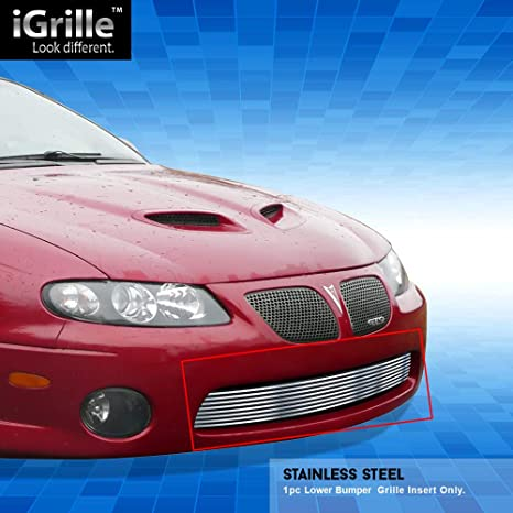 Amazon com: Off Roader eGrille Fits 2004-2006 Pontiac GTO