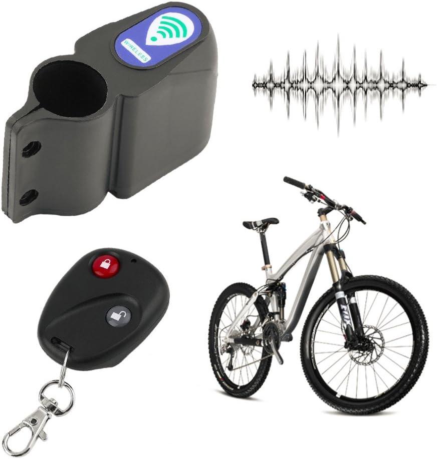 BHPSU - Bloqueo antirrobo para bicicleta con bloqueo de seguridad ...