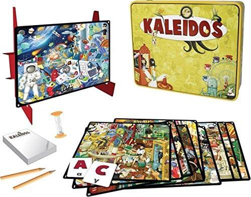 Asmodee Juego de Tablero Kaleidos, Color Otro (CGKA04): Amazon.es: Juguetes y juegos