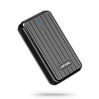 Zendure A2 Batterie Externe 6700mAh Ultra Légère Chargeur Portable de Secours Power Bank 5V/2.1A Max pour iPhone, Samsung, Huawei et Plus de Smartphones - Noir