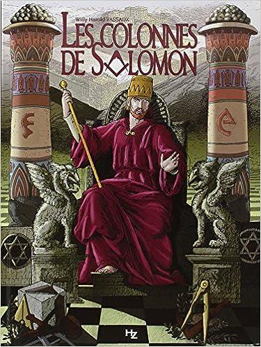 Les Colonnes de Salomon - Les 2 Tomes