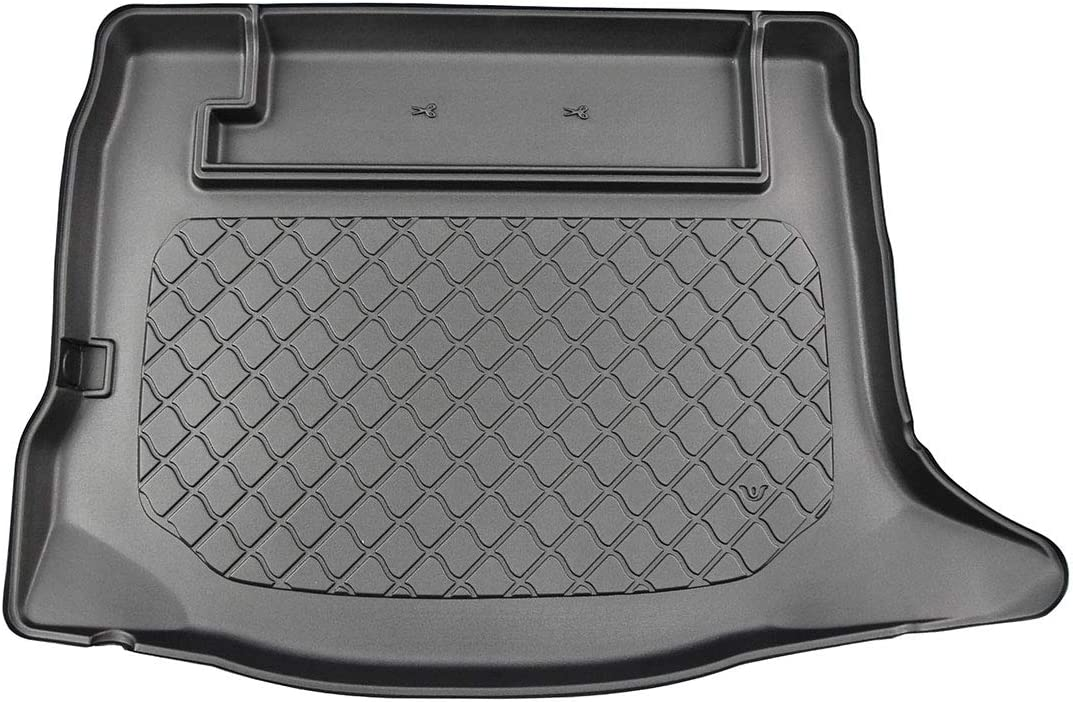 7767 ZE Tailored Trunk Mat with Antislip cod additional description: with//without BOSE soundsystem 2018- MTM Boot Liner Leaf II
