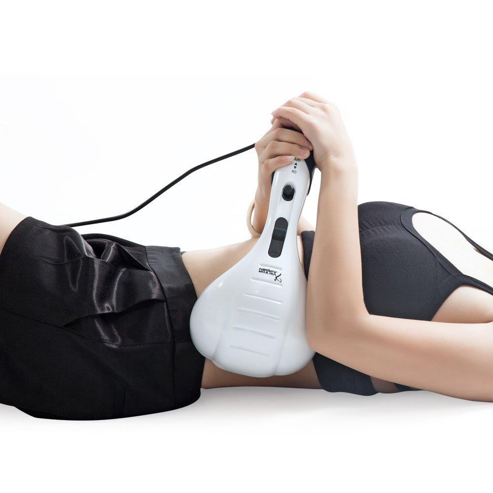 Masajeador Profesional Corporal Electrico - Para Espalda, Piernas, Caderas, Abdomen Y Todo...