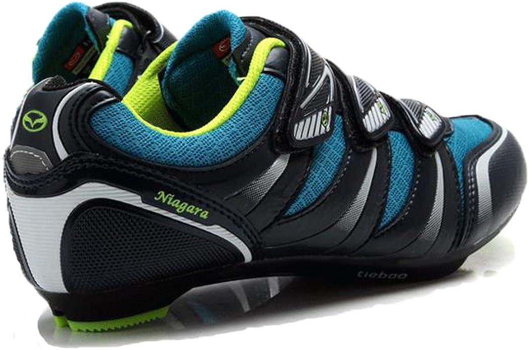 Zapatos de Ciclismo de Ruta para Hombres Zapatos de Bicicleta de ...