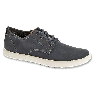 Mens Hush Puppies Roadside Slip On Mt Sneakers Black Canvas XAE85041