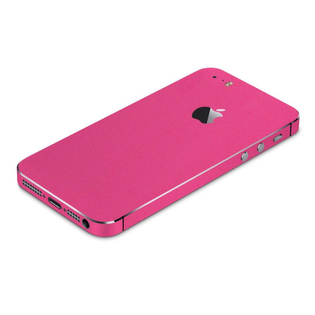 White 7 Layer Skinz Custom Skin Wrap for iPhone SE /& 5S
