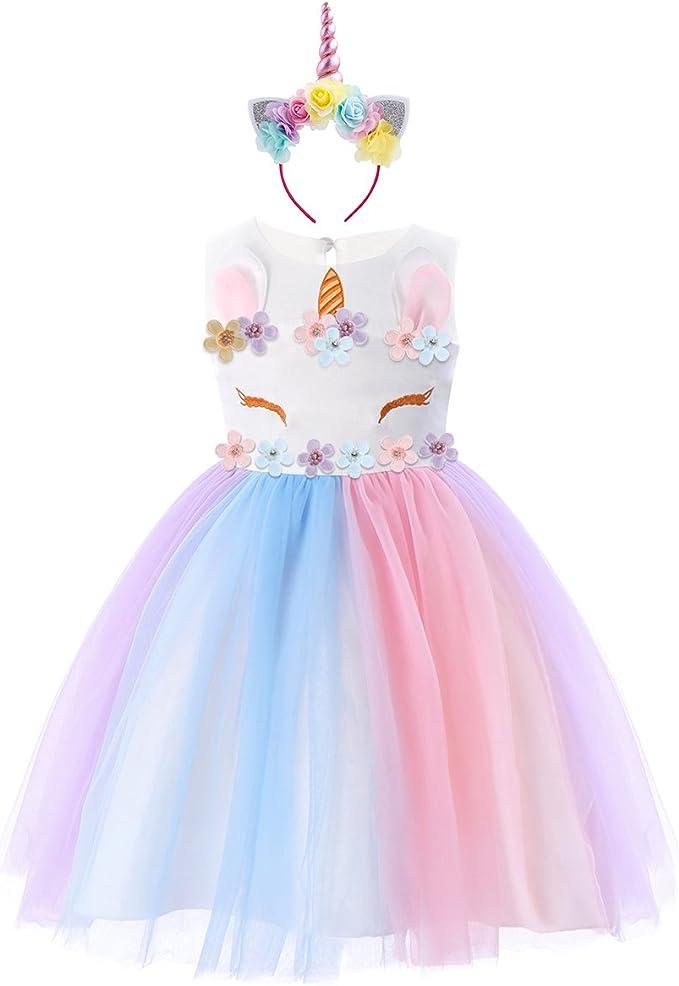 Kinder Mädchen Rock Tüll Rock Tutu Rock prinzessin kleid Halloween Kostüm