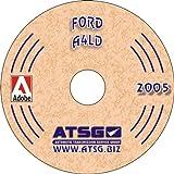 ATSG Ford A4LD Techtran Transmission Manual