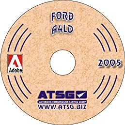 atsg ford a4ld techtran transmission manual automatic transmission rh amazon com