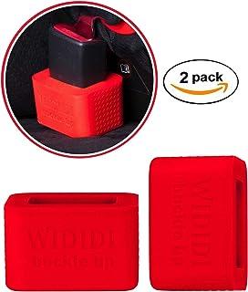 Suppor de récepteur de ceinture de sécurité par Wididi Buckle Up -  Maintient le récepteur dans 2cf5b35c50d
