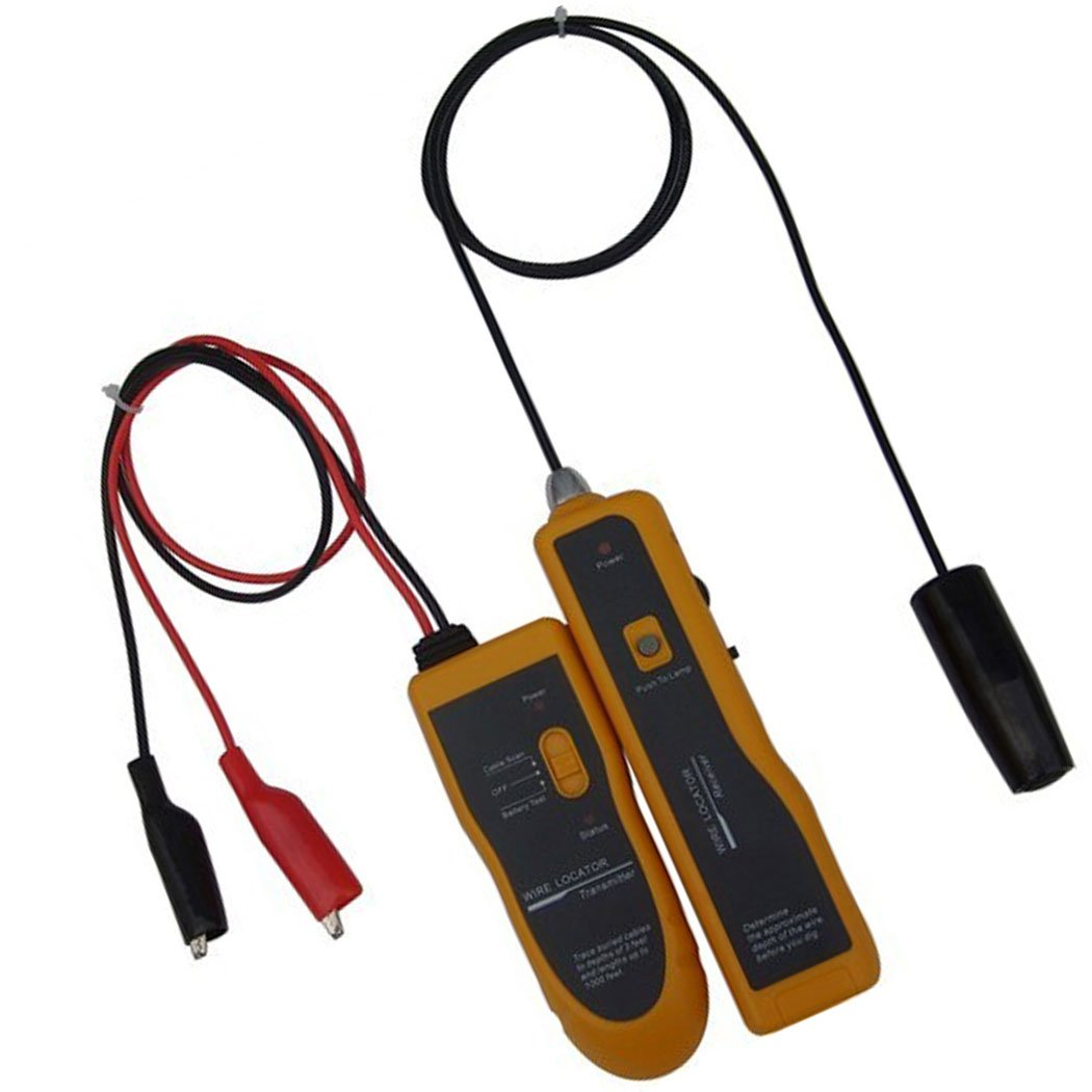 Noyafa D3in0580 B Underground Cable Wire Locator Easily Locate Pet Pipe Buy Flex Wireunderground Electrical Fence Wires Metal Pipes Telephone Coax Circuit Testers