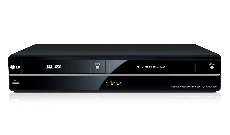 Lg Dvd Player Vcr Combo Dvd R Amazon Electronics