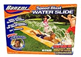BANZAI High Speed Sliding Action SPEED BLAST Water Slide