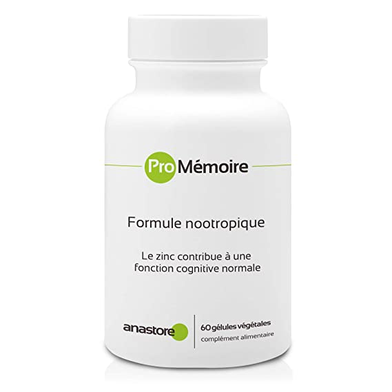 PRO MEMORIA * 337 mg / 60 cápsulas * Cerebro (memoria ...