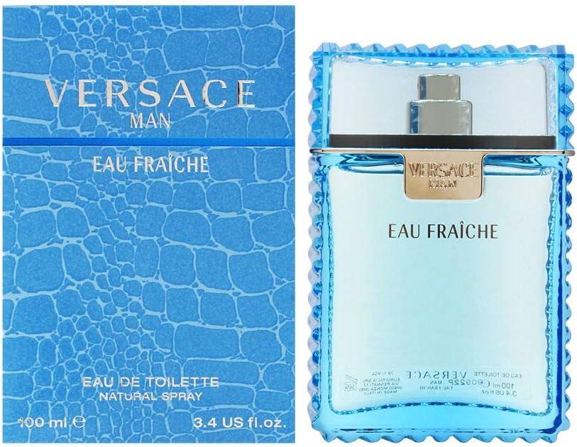 Versace Man Eau Fraiche Agua de Colonia