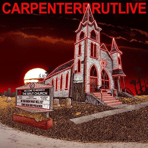 Album Art for Carpenterbrutlive(Lp by Carpenter Brut