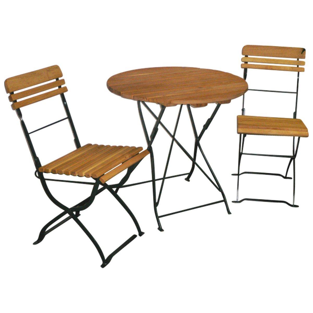 gartengruppe gartenm bel set 3 tlg balkongruppe garten. Black Bedroom Furniture Sets. Home Design Ideas