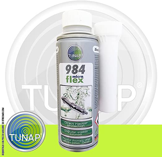 Tunap Microflex 984 Ex 983 Injektorschutz Reiniger Für Dieselmotor Auto