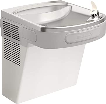 ELKAY EZSTL8LC Versatile Cooler Wall 8 GPH Gray