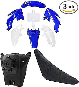 Plastics Fairing kit Screw Bolt Fuel Tank For Honda CRF50 XR 50 110 125cc bike